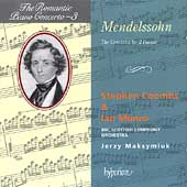 The Romantic Piano Concerto Vol 2 - Mendelssohn