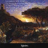 Vaughan Williams: Shepherds of the Delectable Mountains, etc