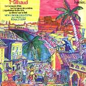 Milhaud: Le Carnaval d'Aix, etc / Ronald Corp