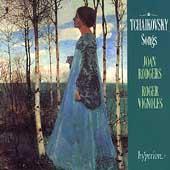 Tchaikovsky: Songs / Joan Rodgers, Roger Vignoles