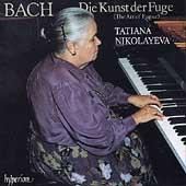 Bach: Art of the Fugue / Tatiana Nikolayeva