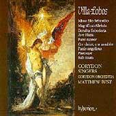 Villa-Lobos: Missa Sao Sebastiano, etc / Corydon Singers