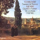Tchaikovsky: Souvenir de Florence; Arensky / Raphael