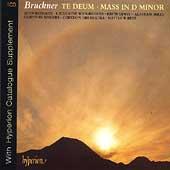 Bruckner: Mass in D minor, Te Deum / Best, Corydon Singers