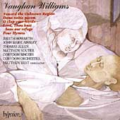 Vaughan Williams: Toward the Unknown Region, etc / Best