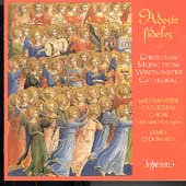 Adeste Fidelis / O'Donnell, Westminster Cathedral Choir