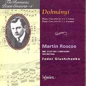 The Romantic Piano Concerto Vol 6 - Dohnanyi / Martin Roscoe