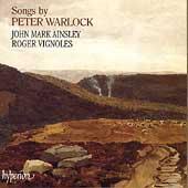 Warlock: Songs / John Mark Ainsley, Rodger Vignoles