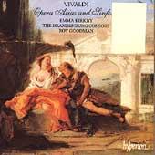 Vivaldi: Opera Arias & Sinfonias / Roy Goodman, Emma Kirkby