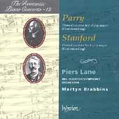 The Romantic Piano Concerto Vol 12 - Parry, Stanford / Lane