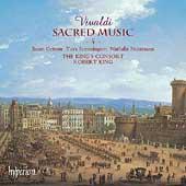 Vivaldi: Sacred Music Vol 8 / King, Gritton, et al