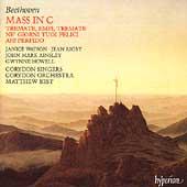 Beethoven: Mass in C, Tremate, etc / Best, Watson, et al