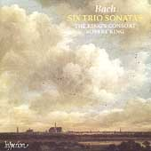 Bach: Six Trio Sonatas / Robert King, The King's Consort