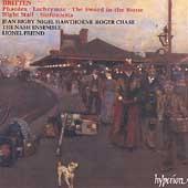Britten: Phaedra, Lachrymae, etc / Friend, Nash Ensemble
