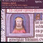 The Spirits of England and France Vol 4 - Missa Caput, etc