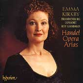Handel - Arias Vol 1 / Kirkby, Goodman, Brandenburg Consort