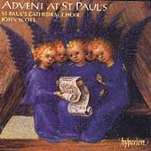Advent at St Paul's / John Scott, St. Paul's Cathedral Choir