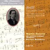 The Romantic Piano Concerto 20 - Bruell / Brabbins, Roscoe