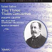 The Romantic Violin Concerto Vol 1 - Saint-Saens / Graffin