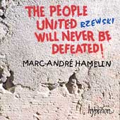 Rzewski: The People United Will Never Be Defeated! / Hamelin