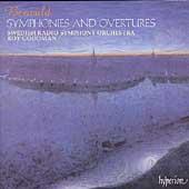 Berwald: Symphonies and Overtures / Goodman, Swedish Radio