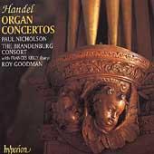 Handel: Organ Concertos / Nicholson, Goodman, et al
