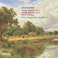 Sanford: String Quartet No.1; String Quartet No.2; Horn Fantasy