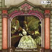 Richter, Stamitz, Benda: Flute Concertos / Zukerman, Warchal