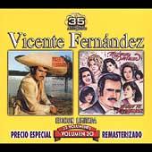 Vol. 20: Vicente Fernandez/Mujeres Divinas (El Cuatrero)