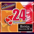 24 Romanticas