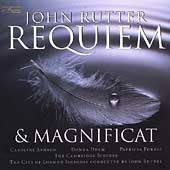 Rutter: Requiem, Magnificat / Rutter, Cambridge Singers, etc