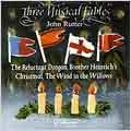 Rutter: Three Musical Fables / Cambridge Singers, et al