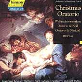 Bach: Christmas Oratorio / Rilling, Auger, Hamari, et al