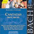 Edition Bachakademie Vol 46 - Cantatas BWV 148-151 / Rilling