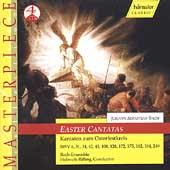 Masterpiece - Bach: Easter Cantatas / Rilling, Bach-Ensemble