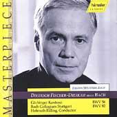 Masterpiece - Dietrich Fischer-Dieskau Sings Bach