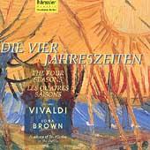 Vivaldi: The Four Seasons / Iona Brown, ASMF