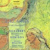 Schubert: Lazarus D 689 / Camilla Nylund(S), Christian Voigt(T), Helmuth Rilling(cond), Gachinger Kantorei Stuttgart, etc
