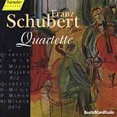 Schubert: Quartette D 32, D 810 / Verdi Quartet