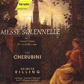 Cherubini: Messe Solennelle no 2 / Rilling, et al