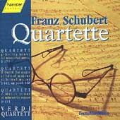 Schubert: Quartette D 173, D 112, D 103 / Verdi Quartett