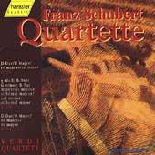 Schubert: Quartette D 94, D 18, D 74 / Verdi Quartett