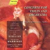 Sibelius: Violin Concerto, etc / Marriner, Sitkovetsky, ASMF