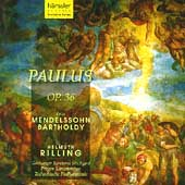 Mendelssohn: Paulus / Rilling, Bach Collegium Stuttgart