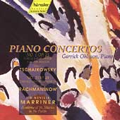 Tschaikowsky, Rachmaninow: Piano Concertos/Ohlsson, Marriner