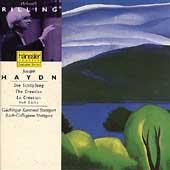 Haydn: Die Schopfung (The Creation) / Christine Schsfer(S), Michael Schade(T), Helmuth Rilling(cond), Gachinger Kantorei Stuttgart, etc