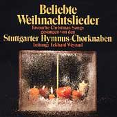 Beliebte Weihnachtslieder / Stuttgart Hymnus Chorknaben