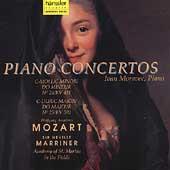 Mozart: Piano Concertos no 24 & 25 / Moravec, Marriner