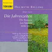 Haydn: Die Jahreszeiten (The Seasons Oratorio) HOB.XXI, No.3 / Wolfgang Schone(Bs-Br), Helmuth Rilling(cond), Stuttgart Bach Collegium, etc