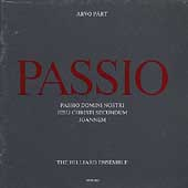 A.Part: Passio / The Hilliard Ensemble